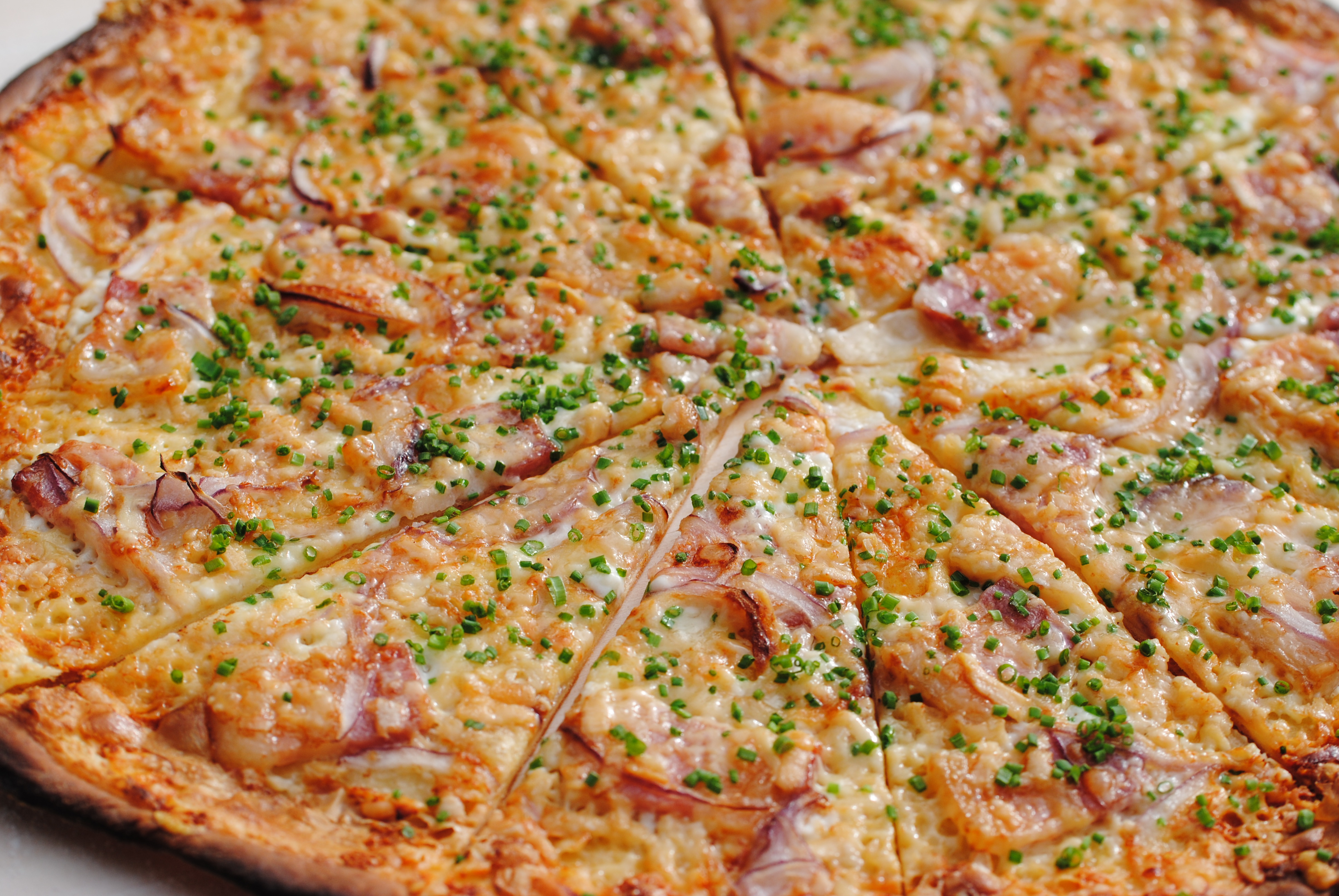 Tarte Flambee Recipes — Dishmaps